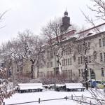 Berlin winter